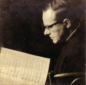 Priester-Mönch und Chorleiter Oswald Jaeggi (1913-1963)